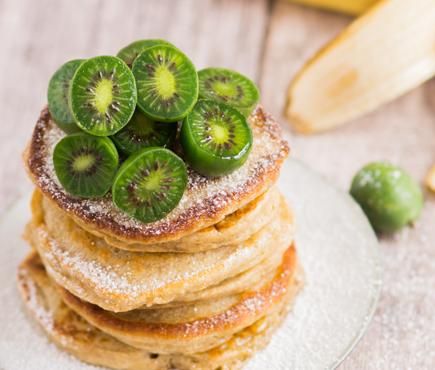 NERGI® - Bananen - Pancakes