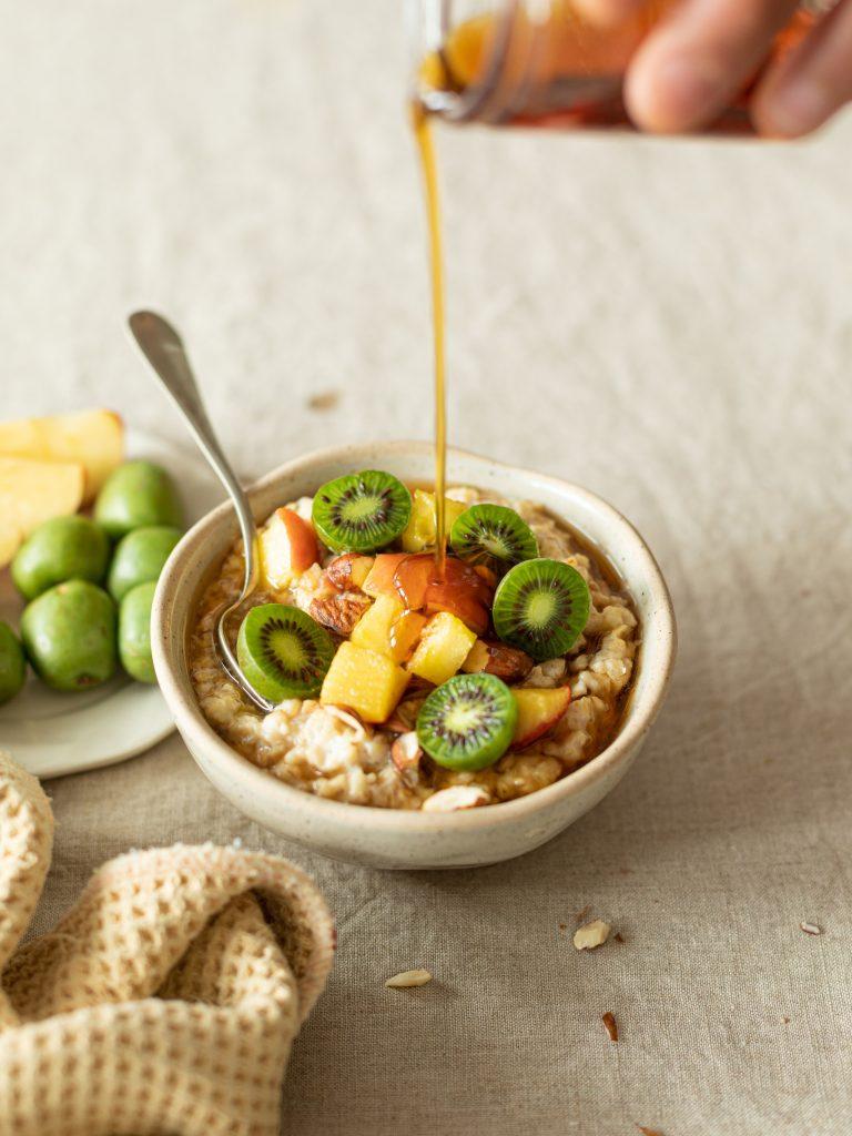 Porridge aux Mini Kiwis Nergi